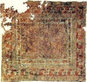 تاریخچه قالی