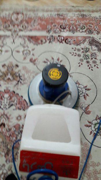 شستشو قالی با دستگاه